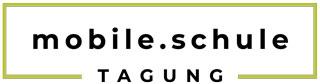 mobile.schule – Tagung online Logo